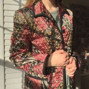 Rafael Quilted Jacket